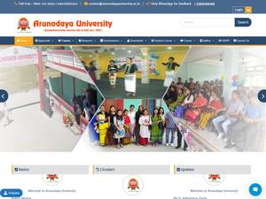 Arunodaya University